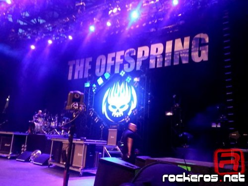Foto por: rockerosnet mobil - The Offspring,