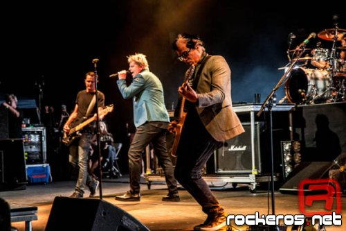 Foto por: Arturo Bengoa - The Offspring,