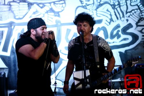 Foto por: Rafael Marquez - Sergio And The Phantom Crows, Salvador Y Los Eones,