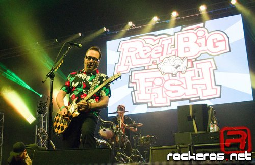 Foto por: Josue Rodriguez - Reel Big Fish,