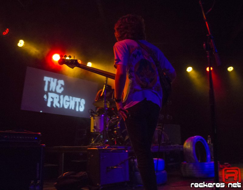 Foto por: Magaly Diaz - The Frights,