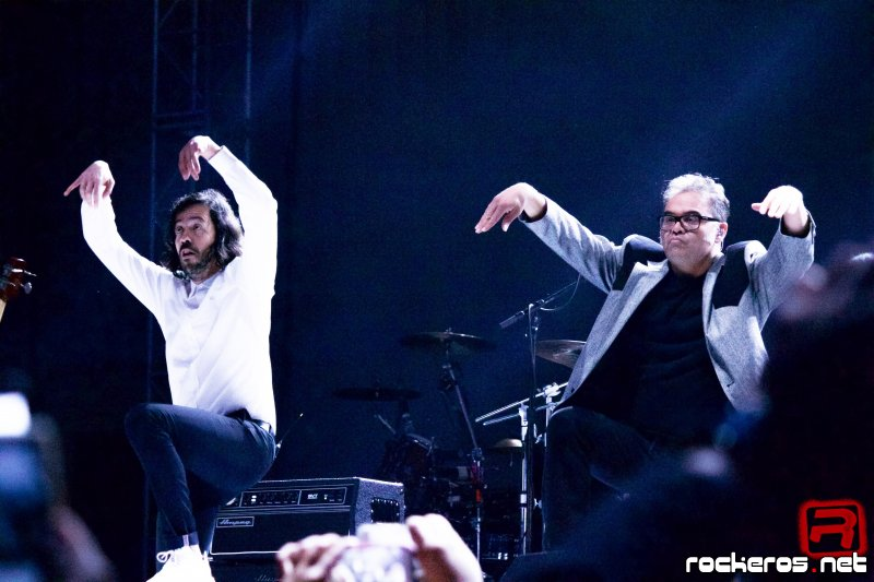 Foto por: Carolina Estrella - Thievery Corporation, Cafe Tacvba,