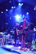 Foto por: Guido Chavez - Ozomatli, Squirrel Nut Zippers,