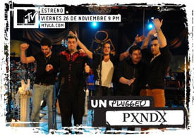 Panda - pxndx MTV unplugged album