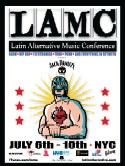 Se abren las registraciones para Latin Alternative Music Conference LAMC 2010
