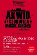 Voto Latino Throws Free concert Featuring Akwid and Clorofila