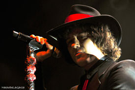 Enrique Bunbury Sold out House of Blues