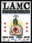 Latin alternative music conference LAMC - tu guia completa por rockeros.net